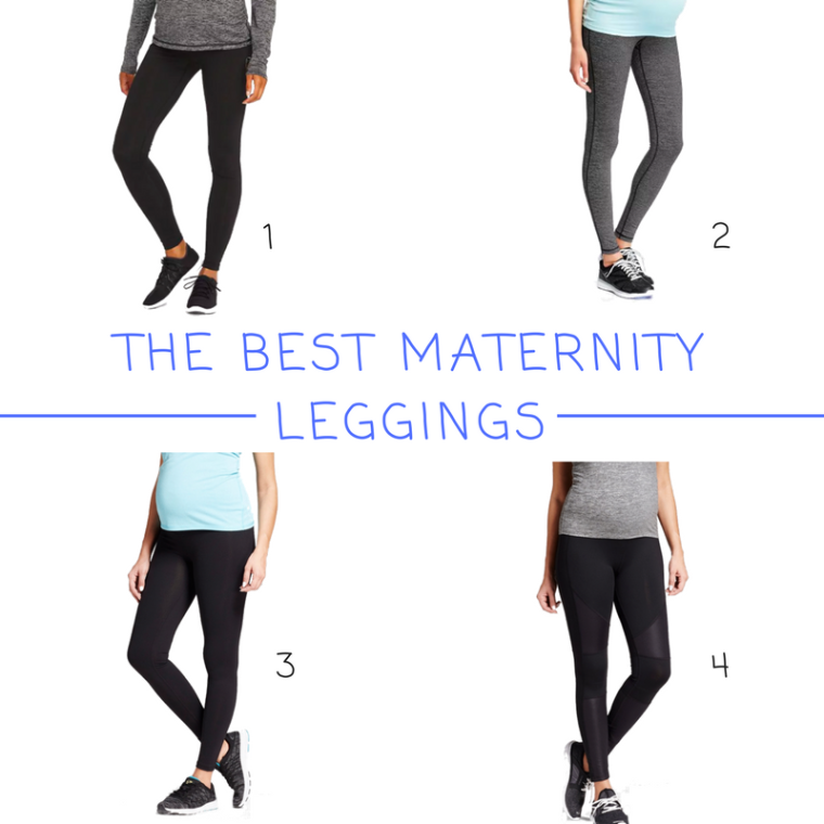 The Best Maternity Leggings